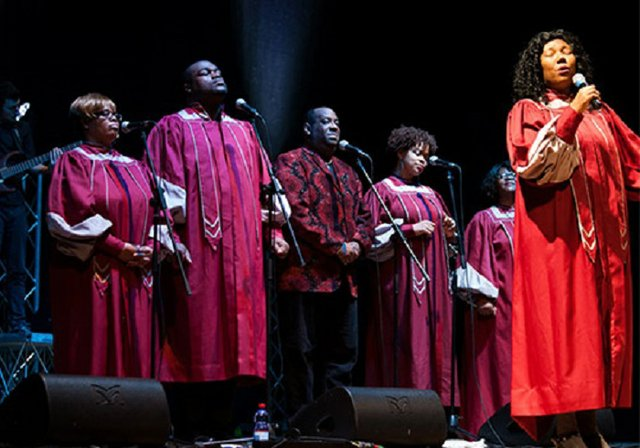 Anthony Morgan Gospel Ensemble
