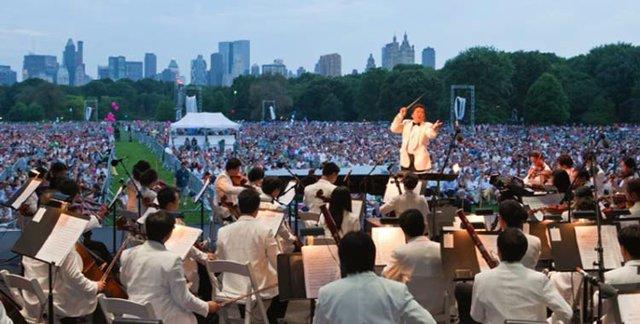 NY Philharmonic