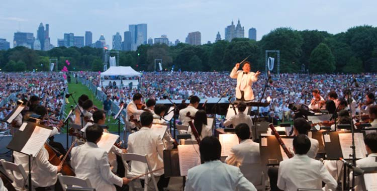 Central Park Events : NYC Parks