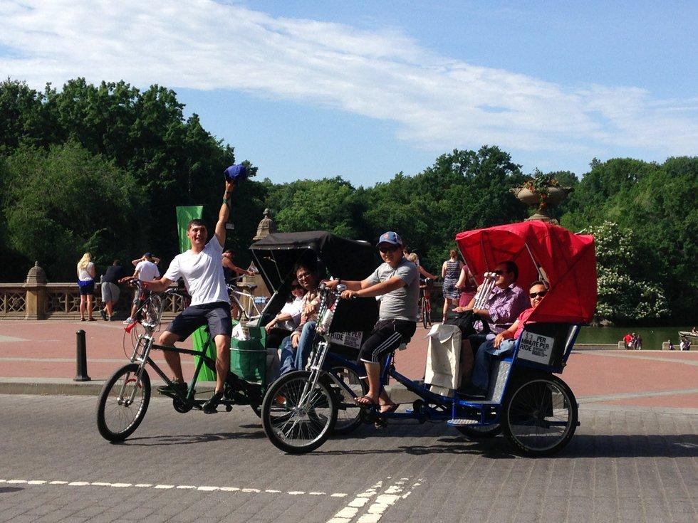 pedicab-summer