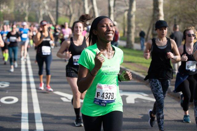 SHAPE & Health Women's Half Marathon