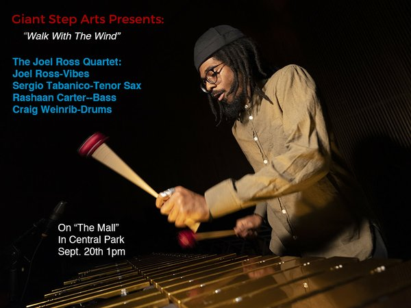 Joel Ross Quartet