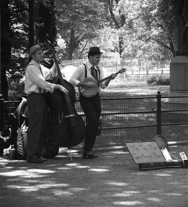 Two Man Gentleman Band
