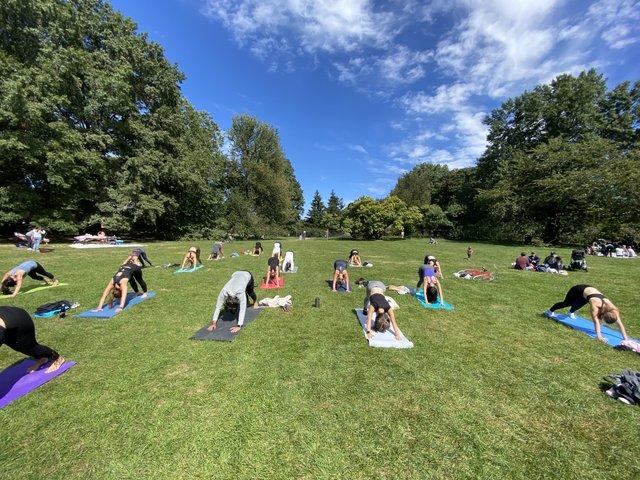 2020 Yoga Class