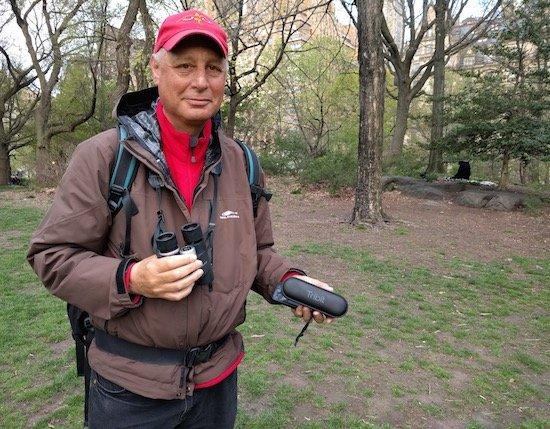 "Dr. Robert ""Birding Bob"" DeCandido"