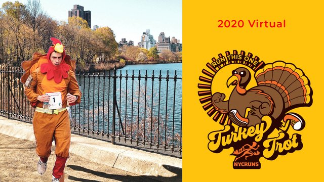Virtual NYC Turkey Trot