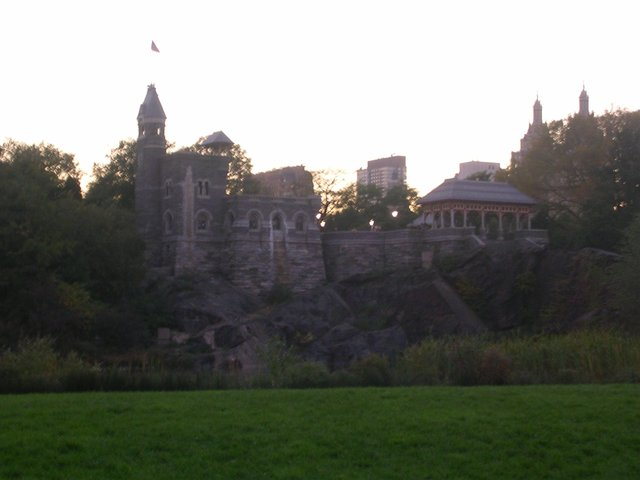 The Belvedere Castle