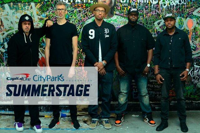 The Originals SummerStage