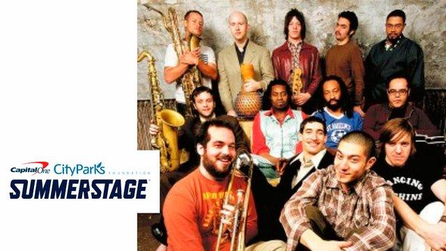 Antibalas SummerStage