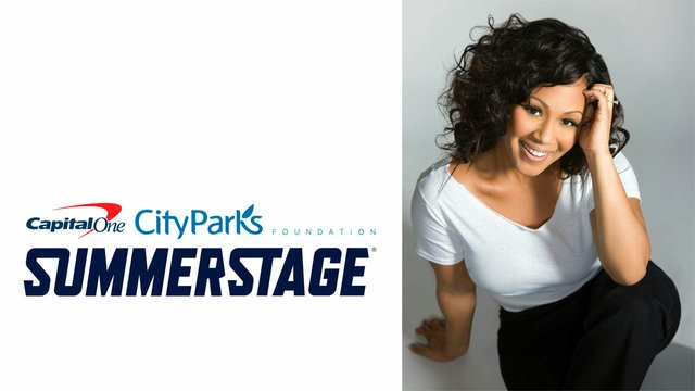 Erica Campbell SummerStage