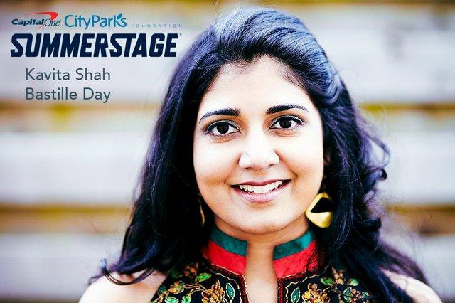 Kavita Shah SummerStage