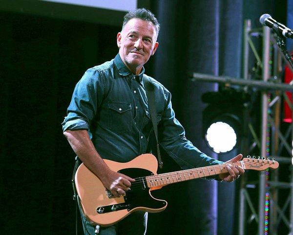 Bruce Springsteen Mega Concert