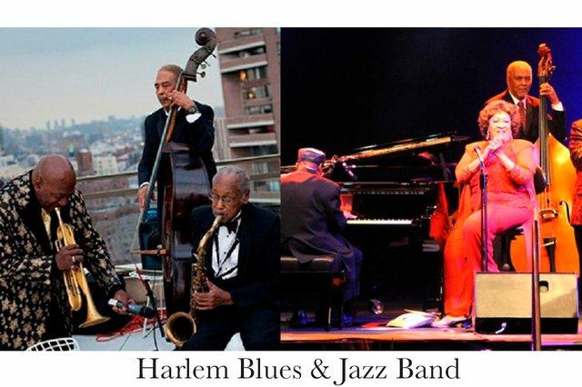Harlem Blues and Jazz Band