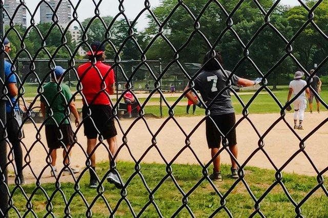 Softball North Meadow