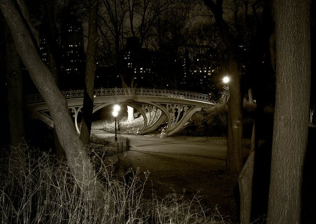Reservoir Bridge West 94th Street