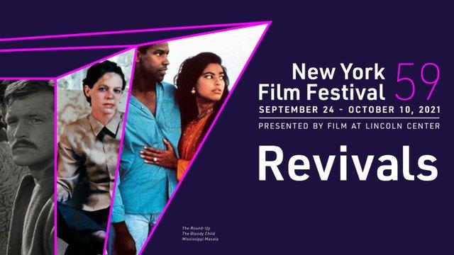 New York Film Festival 2021