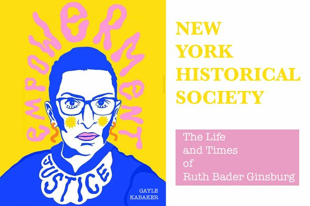 Ruth Bader Ginsburg Exhibit