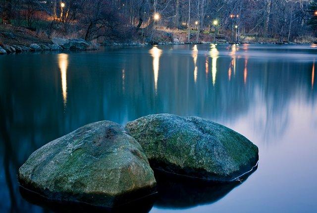 Stones in the Pool II